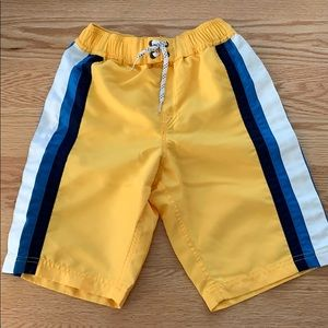 Hanna Andersson Boys Swim Trunks Size 130 (US 8)